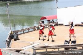 川開き観光祭27.5.24 三隈川のイベント