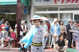 川開き観光祭27.5.24 小池昭太郎氏