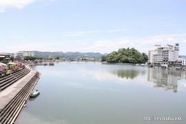 川開き観光祭27.5.24 静かな三隈川