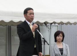 小池昭太郎氏と奥様①