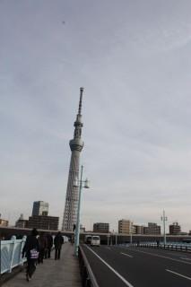 東京スカイツリー①