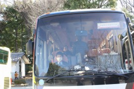 同窓会バス借り上げ28.1.22