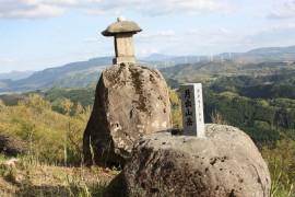 月出山岳記念碑①