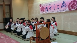 なでしこ祇園囃子28.1.8