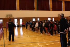指導者&小中学生バドミントン講習会⑦