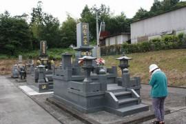 菅田家お墓
