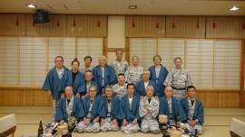 今年1月に東京での同窓会