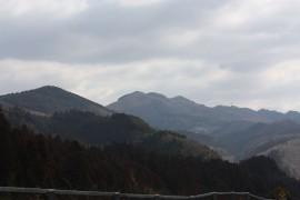 月出山岳③30.1.4