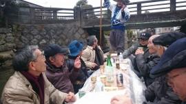 高校同窓会柳川①30.2.16