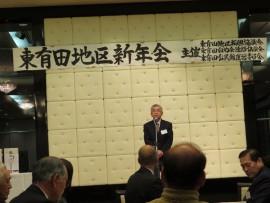 開会式荏隈吉則氏