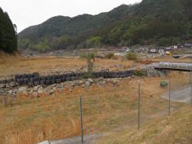 有田川災害横畑①31.1.11